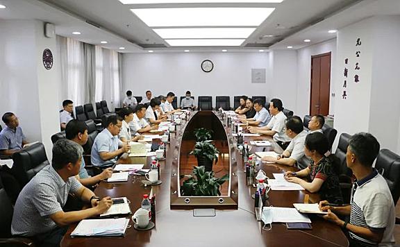 津南区、海河教育园区管委会主要负责同志拜访南开大学研究推动创新发展聚集区建设工作