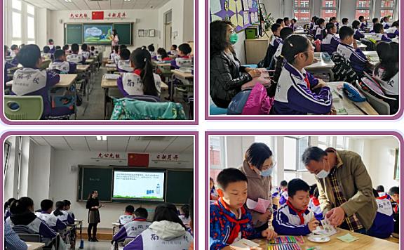 津南区教师发展中心领导及专家到南开学校进行调研