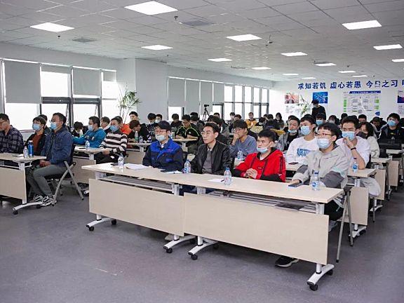 海河教育园区产教融合大赛第二次赛前培训