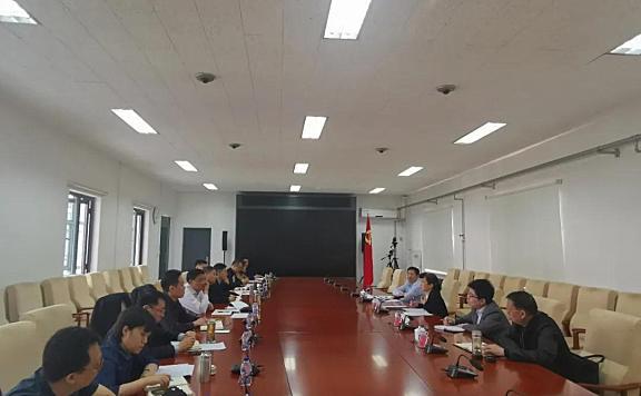 津南区领导现场调研推动海河教育园区管理体制改革和创新发展聚集区建设
