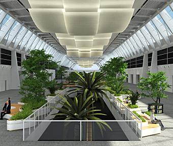国家会展中心(天津)致力于建设世界级会展综合体 打造绿色智慧展会 促会展中心城市发展