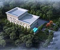 国家会展中心(天津)地块生活垃圾转运站将于本月底竣工