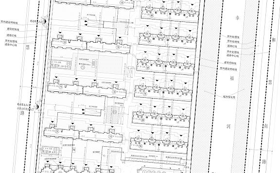 海河教育园区同硕路南侧居住项目公示通知