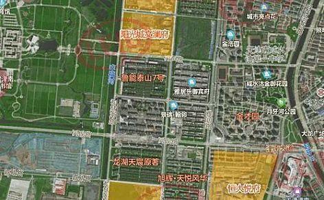 海教园雅润路西侧地块,龙湖9.69亿竞得